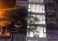 Cho thuê nhà MP Trần Khát Chân: 40m2 x 4 tầng, MT 5m, nhà mới, riêng biệt, thông sàn LH: 0974557067