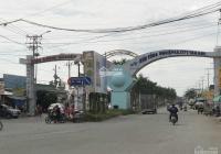 Đất xây trọ, DT 125m2, sát KCN Lê Minh Xuân, đông công nhân, đường 12m, sổ hồng riêng
