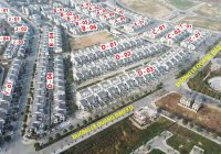Biệt thự Dương Nội - An Vượng Villa, An Phú Shop Villa