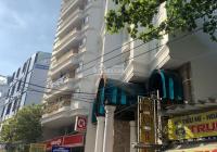 Cần bán gấp nhà đường Nguyễn Thị Thập 12,2x50,3m 595m2, 2 hầm, 10 lầu, gía: 170 tỷ
