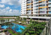Cho thuê căn hộ 56m2, 2PN, gần trung tâm Q1,Q7, khu đô thị tiện ích đầy đủ, nhà mới đẹp. 0906612993