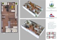 Chỉnh chủ cần bán căn hộ 2PN dự án Phú Thịnh Green Park giá 2,2 tỷ