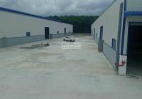 Cần bán nhà xưởng, đất 7500m2, DT xưởng 5500m2 tại Vĩnh Tân, Tân Uyên, BD