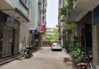 Cho thuê nhà phân lô ngõ 201 Trần Quốc Hoàn, Cầu Giấy DT: 50m2x5T nhà đẹp đường oto tránh rất đẹp