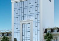 Cho thuê mặt phố Thụy Khuê -Tây Hồ 200m2, 8 tầng, 1 hầm, MT 12m, thông sàn, thang máy. Giá 200tr