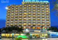 Chính chủ bán đất tặng nhà 3 phút ra khách sạn Hoàng Anh Gia Lai, hẻm xe cẩu, giá 2,19 tỷ