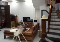 Bán gấp nhà đang ở vì Covid sổ 39m2 x 5T, mặt tiền 7m, kèm đầy đủ nội thất, ngõ 58 Nguyễn Đổng Chi