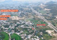 Bán lô góc 2 mặt tiền sạch đẹp, vị trí đắc địa tại Nha Trang giá chỉ 1.x tỷ