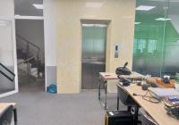 Cho thuê nhà mặt phố Dương Quảng Hàm, Cầu Giấy. DT 90m2 xây 6 tầng, lô góc, mặt tiền 6m, giá 40tr