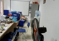Cho thuê văn phòng 25m2 giá chỉ 3tr8 / tháng tại Trần Thái Tông