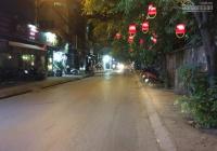 Cho thuê nhà MP Nguyễn Thị Định. DT 50m2, 5 Tầng, MT 4m. Vị trí kinh doanh, showrom. Giá 40 tr/thg