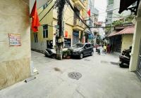 Bán nhà xây mới đường Đê Trần Khát Chân, 43m2x5T, ô tô cách nhà 20m, thoáng sau, giá 4,35 tỷ