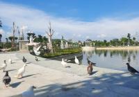 Biệt thự ven hồ Danko City giá chỉ 27tr/m2. Lô mặt tiền 10m sâu 16m