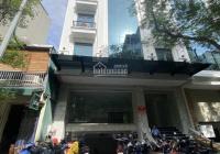Cho thuê nhà mặt phố Thụy Khuê DT 200m2, MT 12m 7T 1H full PCCC, ngân hàng, trung tâm ĐT, giá 199tr
