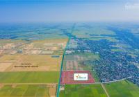 Mở bán dự án tiềm năng nhất Thái Bình - đã có sổ đỏ - giá chỉ 16 tr/m2