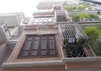 Bán nhà ngõ 16 Hoàng Cầu, 40m2 x 5 tầng, 6 phòng ngủ, giá 4,55 tỷ, hướng Bắc