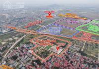 Chỉnh chủ bán gấp 02 lô đất liền nhau tại khu giãn dân Xuân Ổ B, Bắc Ninh giá đầu tư, LH 0967777226