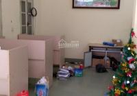 Cho thuê văn phòng tầng 1 Hoàng Quốc Việt ô tô đỗ cửa 60m2 - 6 triệu/tháng - LH 0986.779.032