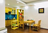 Cần bán căn hộ 45.8m2 tầng trung tòa HH3 Linh Đàm. Nội thất cực đẹp như hình ảnh, giá 8xx triệu