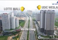 Chỉ 33 triệu/m2 đã sở hữu căn hộ cao cấp tại Udic Westlake, chính sách trực tiếp từ CĐT Udic