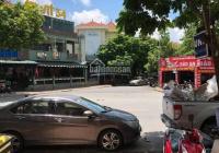 Chủ sốc nhiệt giảm giá bán nhà mặt phố Nguyễn Khuyến Trần Phú Hà Đông. 120m2 lô góc vỉa hè KD đỉnh