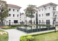 Cho thuê biệt thự Ngoại Giao Đoàn làm văn phòng, kinh doanh 220m2 - 425m2 giá từ 23 triệu/th