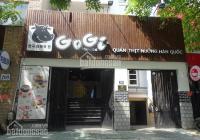 Hot! Cho thuê gấp nhà mặt phố Tô Hiệu to, DT 82m2 + sân 100m2, MT 5m, giá 50tr, LH 0338998398
