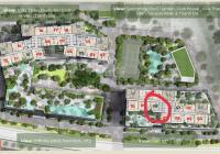 Duy nhất căn 1PN mở cửa là sân vườn tại Masteri Lumiere Riverside tại tầng 8 căn số 08. Mã căn đẹp