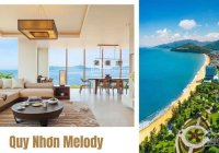 24% chiết khấu cho khách hàng mua căn hộ du lịch biển Quy Nhơn Melody trong tháng 9