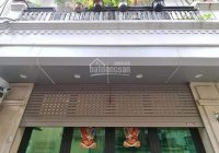 Bán nhà 5T xây mới khu phân lô Thành Công - Ba Đình 40m2, MT 4.5m chào 6.3 tỷ