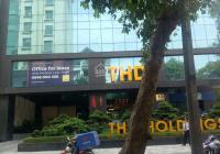 Lô góc Hoàn Kiếm, cafe sang chảnh, 7 tầng thông sàn. Mô tả: 7 tầng - 16m mặt tiền