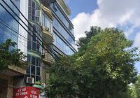 Bán toà nhà building, văn phòng, phố Nguyễn Khánh Toàn, Cầu Giấy. 110m2 x 6T, MT 8m, đẳng cấp