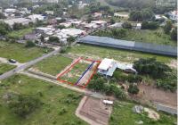 Bán đất thổ cư sổ vuông vức 523m2 có 250m2 thổ, cách MT nhựa vài bước chân ra đường Quách Thị Trang