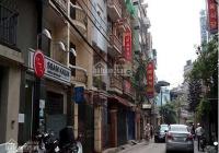 Chính chủ bán nhà đầu ngõ phố Nguyễn Thị Định, ôtô đỗ cửa, DTSD 50m giá 12 tỷ có TL tiện ở,cho thuê
