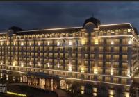 Bán khách sạn MiniHotel 5* Vinpearl Grand World Phú Quốc, DTXD 1000m2, 25 phòng, giá tốt 33 tỷ