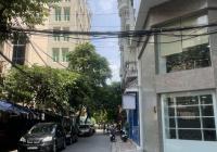 Cực hiếm, toà nhà phố Nguyên Hồng, 75m2X9T Thang máy, Lô góc, 2 mặt ô tô tránh, giá chào 20 tỷ.