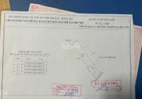 Bán lô đất mặt tiền Mỹ Xuân - Ngãi Giao thị xã Phú Mỹ tỉnh Bà Rịa - Vũng Tàu