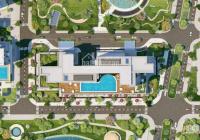 Eco Green Sài Gòn thiết kế hiện đại, tinh tế giá mềm, diện tích 44.3m2, đón ánh nắng tự nhiên