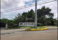 Bán gấp lô đất đường Nguyễn Tuân gần đại học Tôn Đức Thắng.