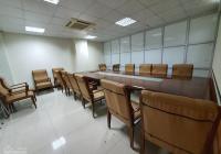 Cho thuê sàn VP Duy Tân, Cầu Giấy, 100 - 150m2, thông sàn, có điều hòa, nóng lạnh267. 132ng/m2/th