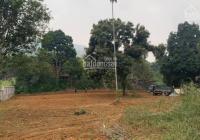 Bán đất Lương Sơn Hòa Bình, DT 3350m2 giá rẻ chỉ hơn tr/m bám đường bê tông 40m