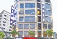 Cho thuê siêu tòa nhà 7 tầng có hầm mặt phố Nguyễn Khánh Toàn, DT 250m2 / sàn, KD rất tốt giá 340tr
