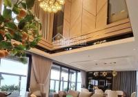 Bán căn VIP penthouse Sunshine City, view Hồ Tây, sông Hồng, cầu Nhật Tân ốp đá và gỗ tự nhiên