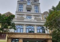 Cho thuê mặt phố Nguyễn Khánh Toàn, Cầu Giấy, DT 250m2, 6 tầng, 1 hầm, MT 15m. LH: 0399909083