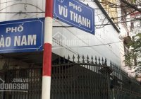 Bán nhà cấp 4, DT: 20m2 phố Vũ Thạnh, Hào Nam - Đống Đa