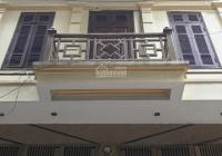 Cho thuê nhà ngõ 201 Trần Quốc Hoàn, Dịch Vọng Hậu, Cầu Giấy 55m2 x 5T ô tô đỗ cửa