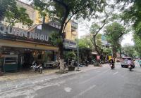 Cho thuê mặt bằng tại phố Tô Hiệu làm cà phê. DT 250m, lô góc, 2 mặt tiền 25m, giá 60 triệu/tháng
