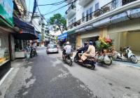 Bán nhà phố Tân Mai, Hoàng Mai, ô tô gần nhà, ngõ thông, kinh doanh sầm uất 47m2 mới giá 5,3 tỷ