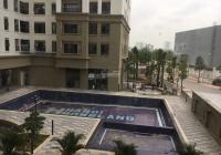 Cho thuê lại căn 92m2 (3PN, 2VS) chung cư Hà Nội Homeland, có đồ cơ bản. Vào ở ngay. Giá 8tr/th