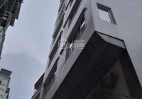 Bán tòa căn hộ 9 tầng ngõ Phố Đào Tấn, Ba Đình, Hà Nội, full Phòng giá 19.5 tỷ 0984250719